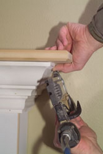 Build Fireplace Mantel Shelf
