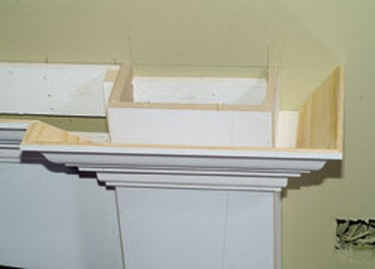 Fireplace Mantel Molding