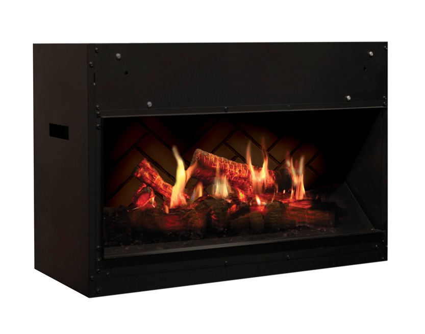 The Dimplex Opti-V VF5452L – The Most Realistic Flame ...