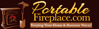 Portable Fireplace.com Logo