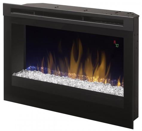 "25"" Dimplex Acrylic Ice  Electric Fireplace Insert"