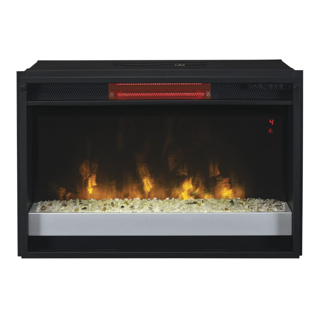 "26"" Spectrafire Infrared Contemporary Electric Fireplace"