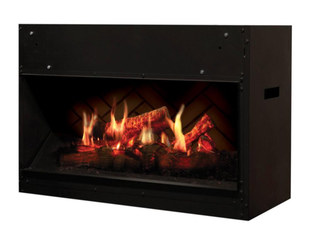 "29"" Dimplex Opti-V Solo 3-D Fireplace Insert"
