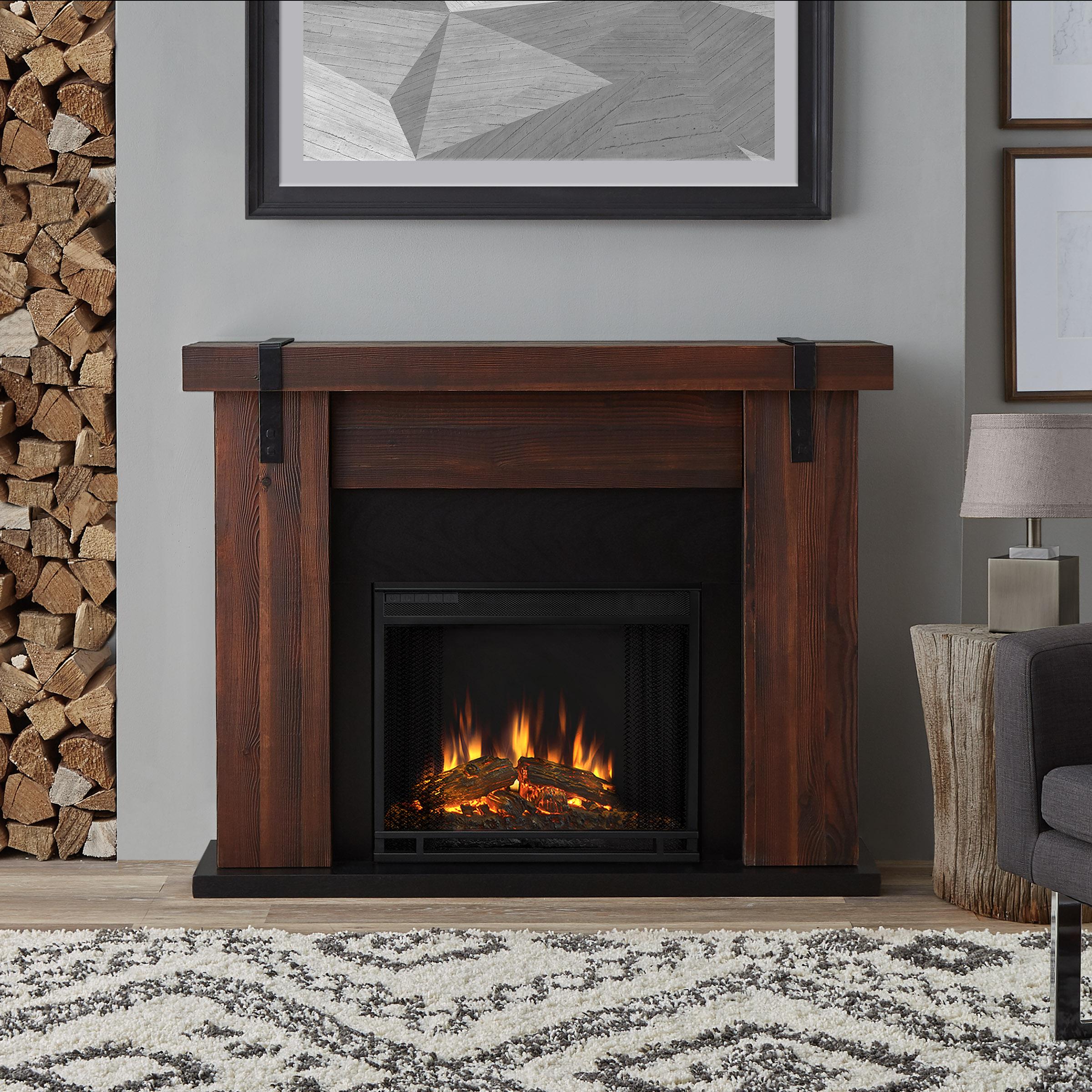 "48"" Aspen Electric Fireplace"
