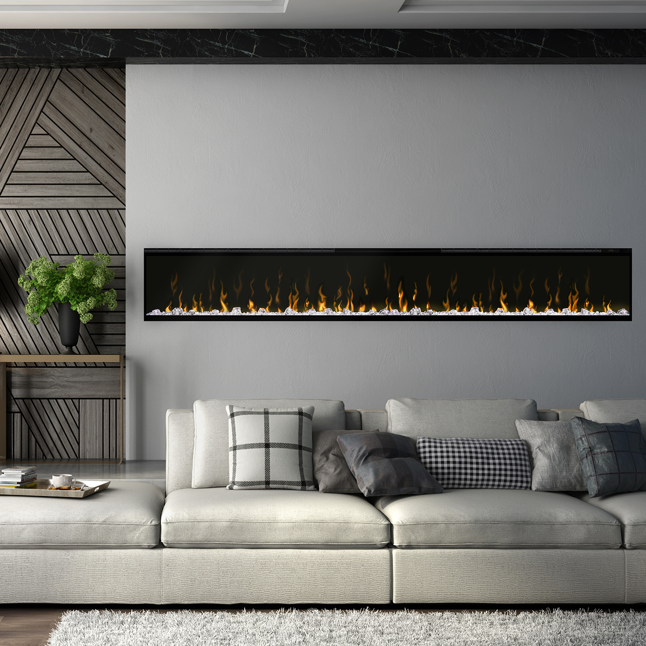 Dimplex IgniteXL Linear Electric Fireplace - XLF100