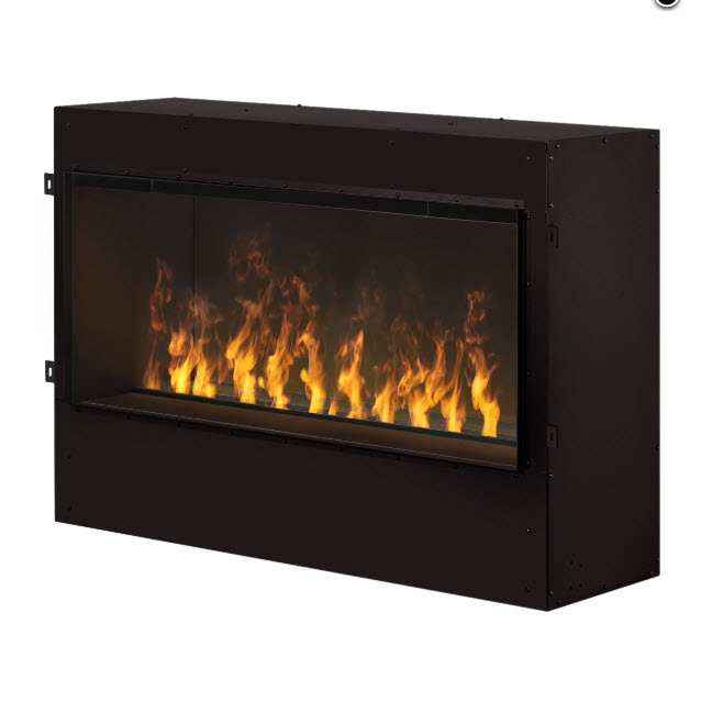 Dimplex Opti-Myst Pro 1000 Built-In Dual Side Electric Fireplace Insert
