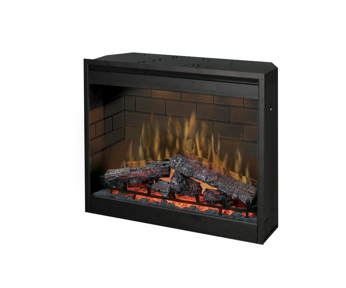 30 Inch Dimplex Purifire Self Trimming Electric Fireplace Insert