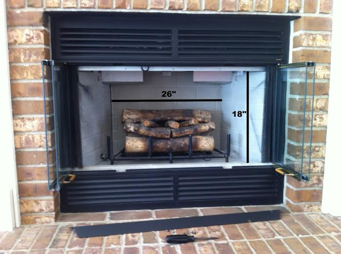 The proper way to measure the dimensions of a measure fireplace width and height teraionfo
