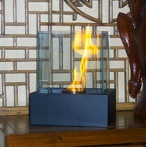 Lampada Ethanol Tabletop Fireplace