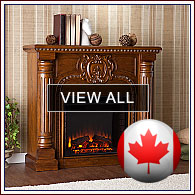 Canada Electric Fireplaces