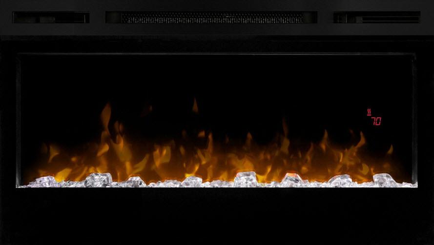 Groovy 34 Dimplex Prism Wall Mount Fireplace Blf3451 Interior Design Ideas Clesiryabchikinfo