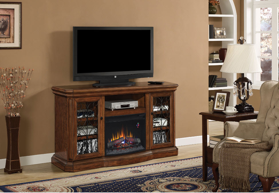 Fireplace Design entertainment center with fireplace insert : 72