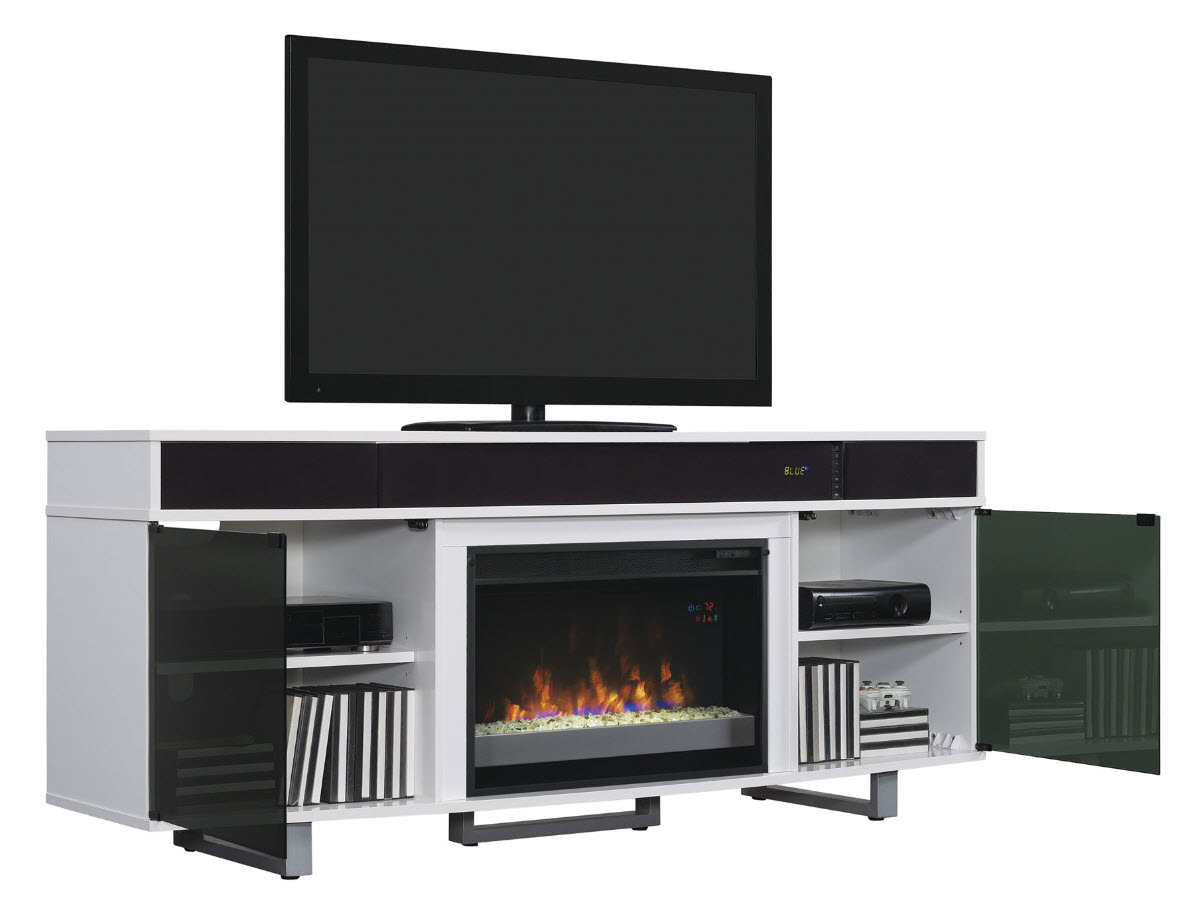 top rated electric fireplaces
