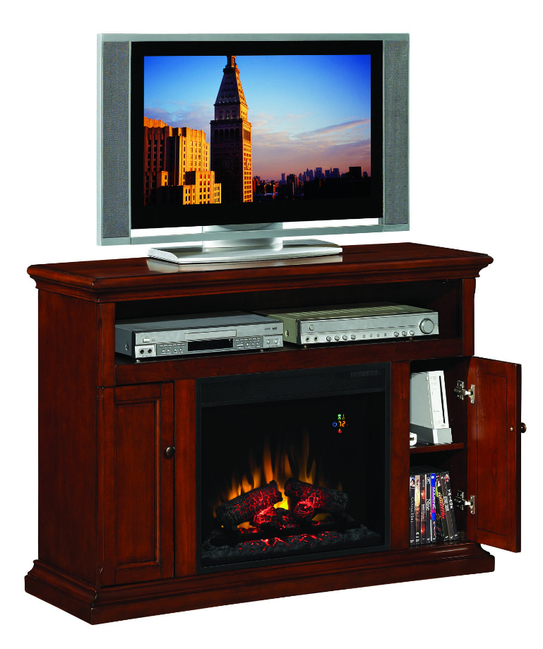 Cannes Espresso Entertainment Center Electric Fireplace 23mm378 E451 Portablefireplace