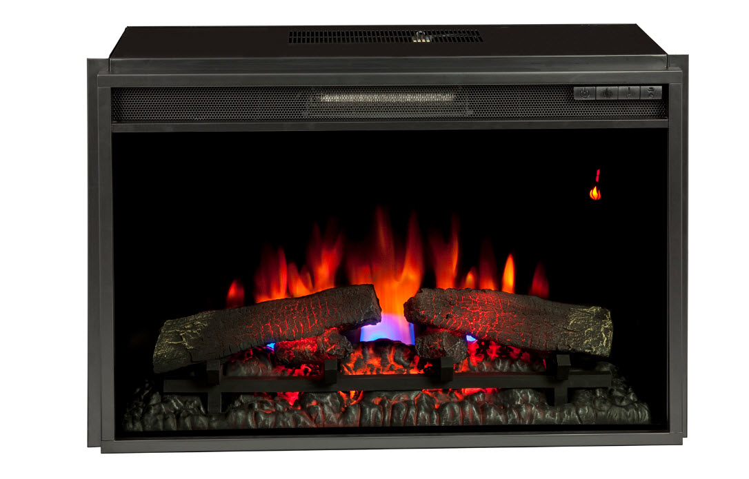 26 39 39 classic flame electric fireplace insert 26ef031grp