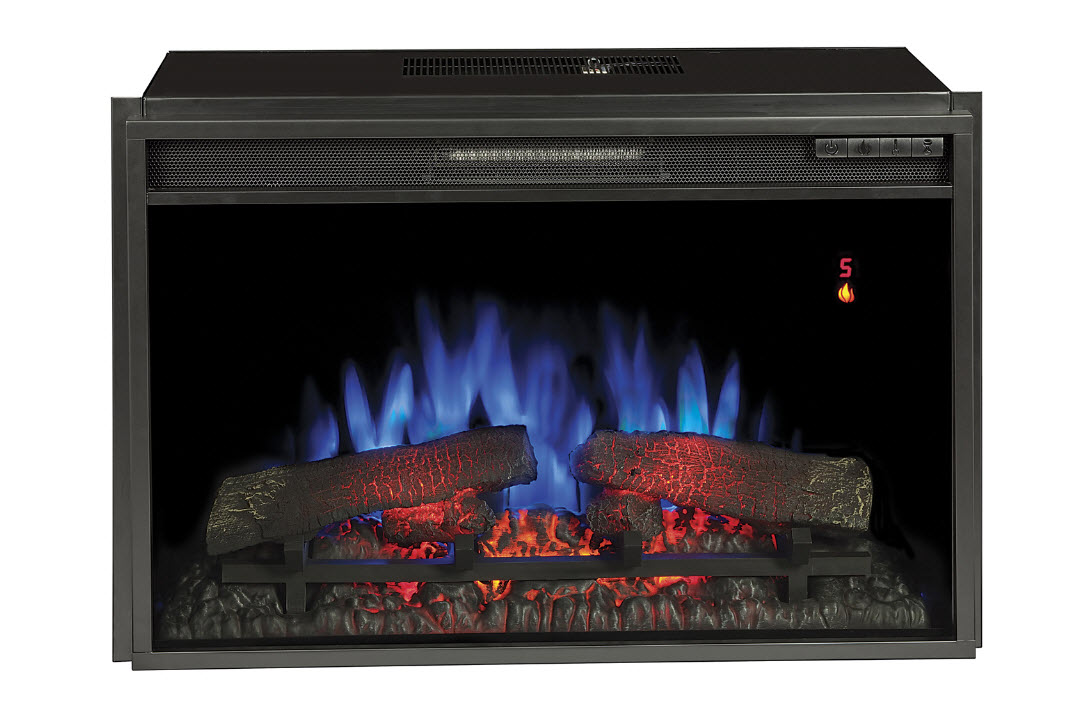 26 Classic Flame Electric Fireplace Insert 26ef031grp