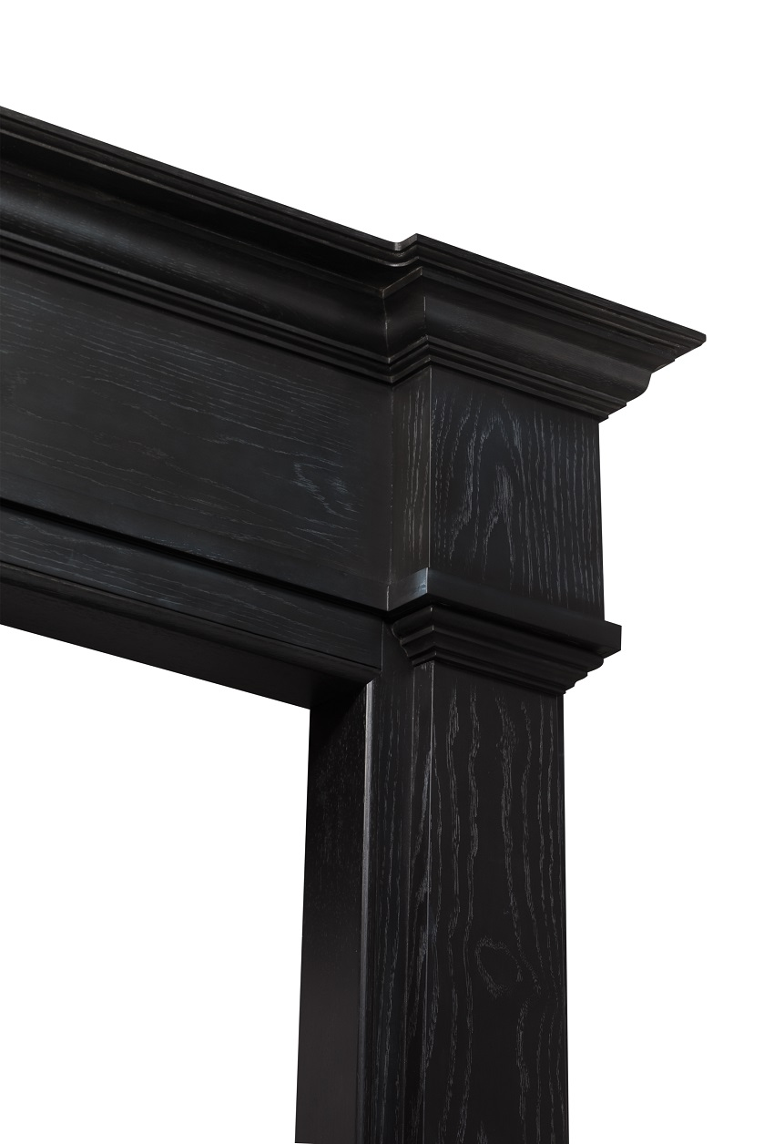 Avalon Ebony Ash - Detail
