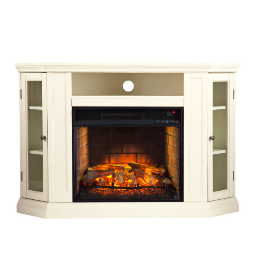 48 Claremont Convertible Media Infrared Fireplace