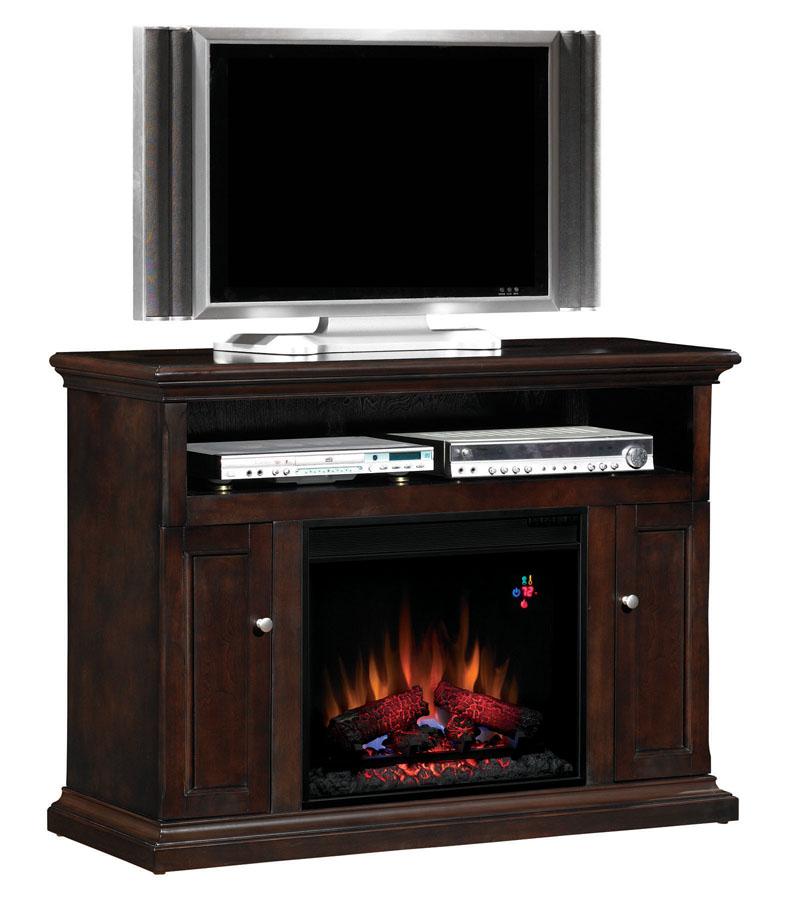 cannes espresso center electric fireplace