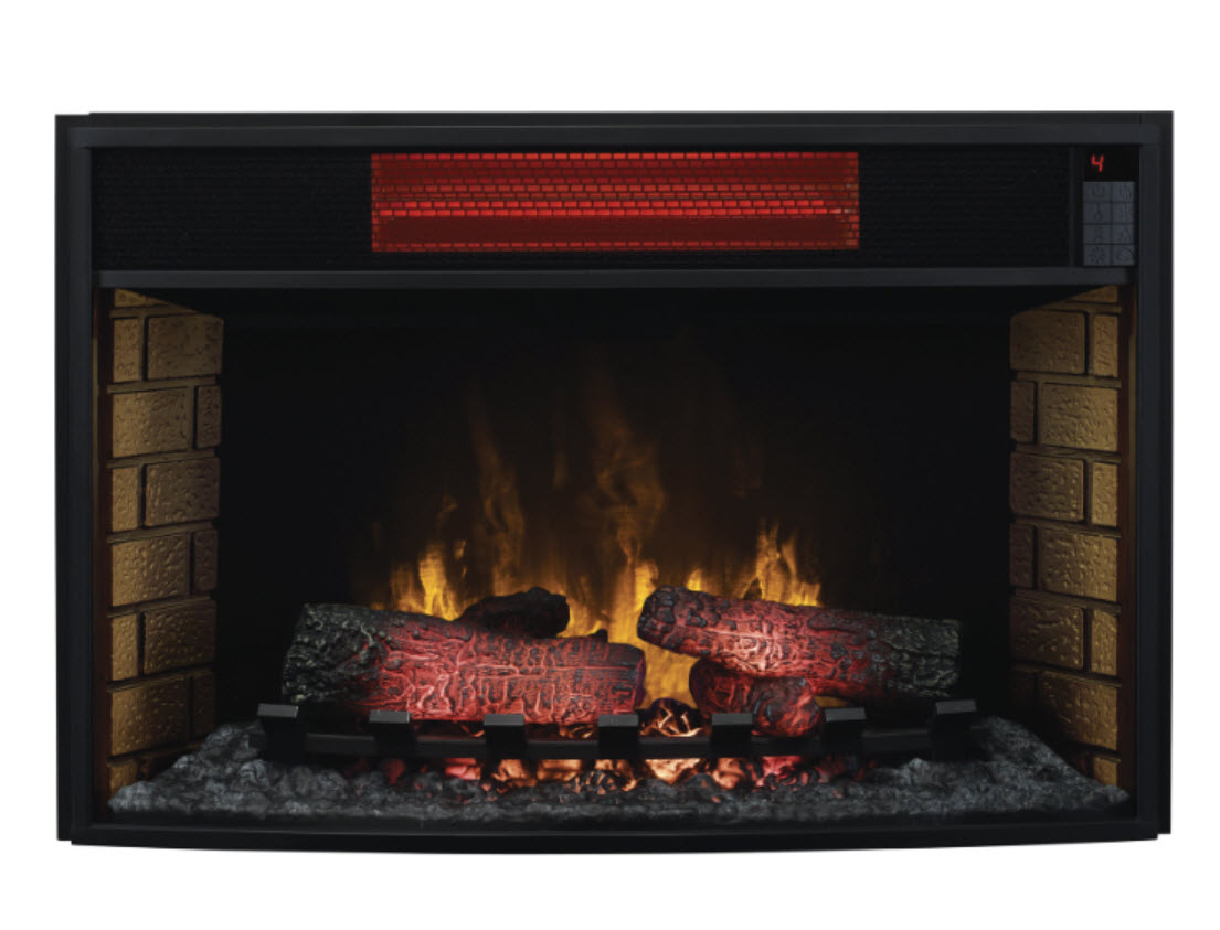 34 1 39 39 Classic Flame Infrared Spectrafire Fireplace Insert