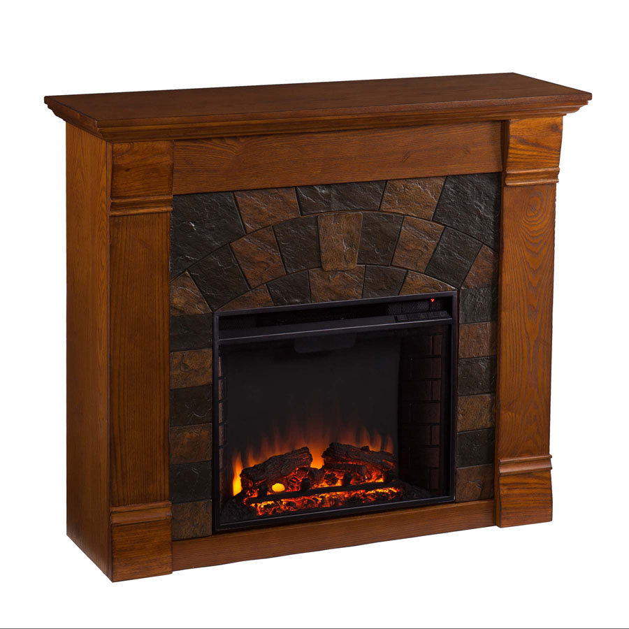 45 5 quot martin underwood electric fireplace antique