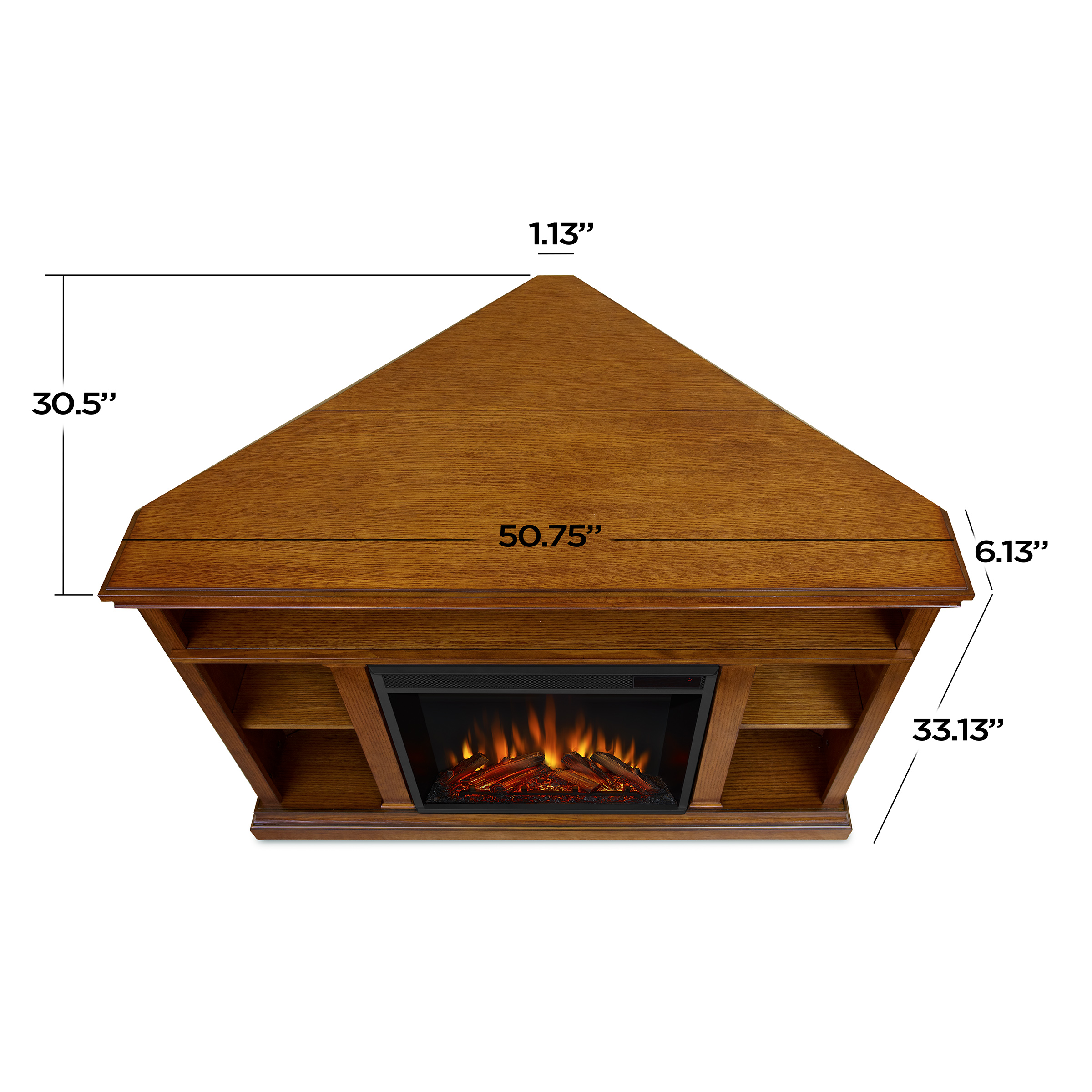 Electric Fireplace Dimensions