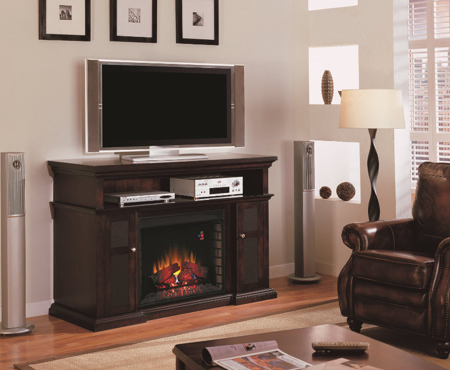 Find Reviews on the Classic Flame Pasadena Electric Fireplace -28MM468. The SpectraFire+ Insert has a 4