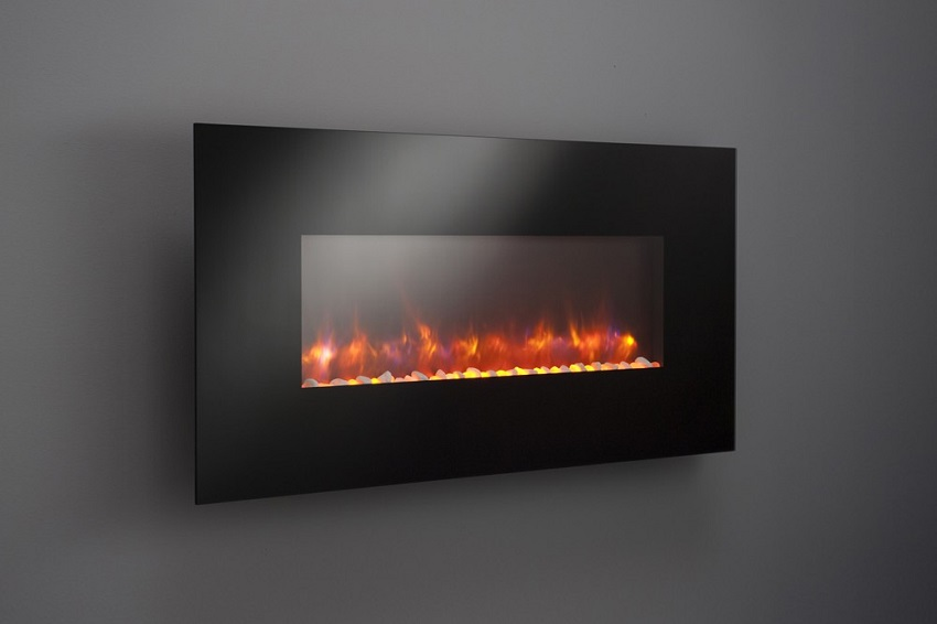 "50"" Gallery Collection Linear Electric Fireplace"