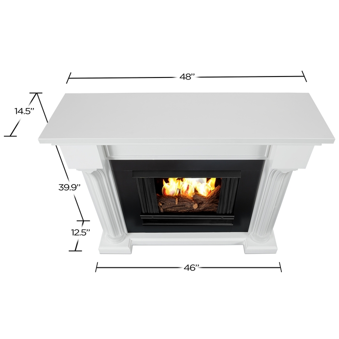 48 Quot Verona Electric Fireplace