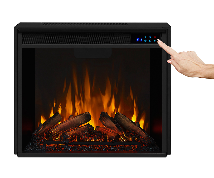 4199 Firebox Touch Turn On/Off