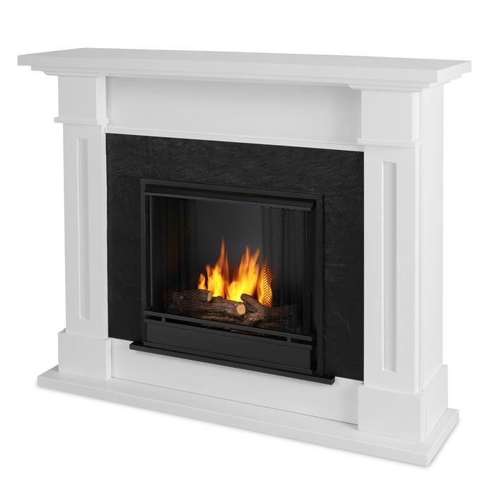 53 5 Real Flame Kipling Gel Fireplace