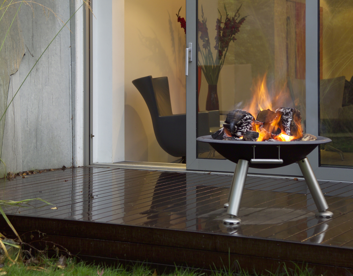 Perfect for patios and balconies!