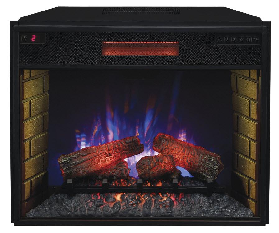 "28"" Spectrafire+ Infrared Quartz Electric Fireplace Insert ..."