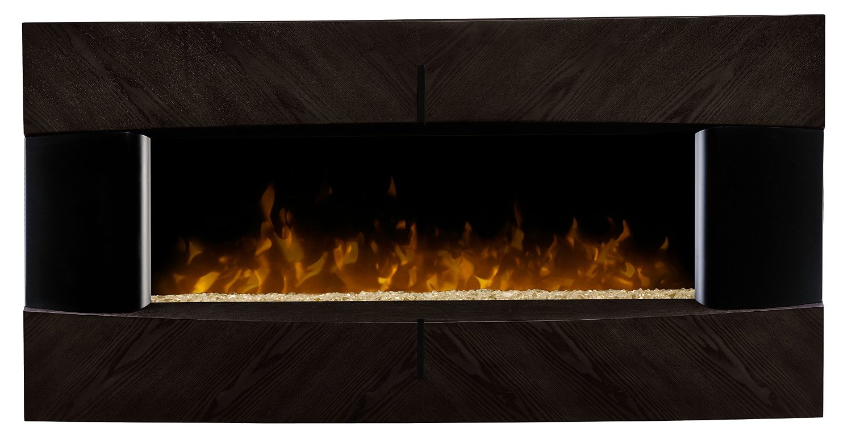 30 Dimplex Waltz Wall Mount Electric Fireplace DWF36G 1482E