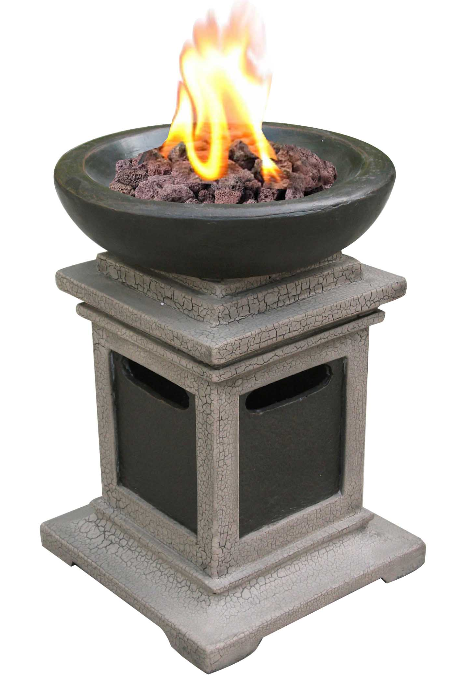 15 39 39 Ravenswood Tabletop Outdoor Gas Firebowl