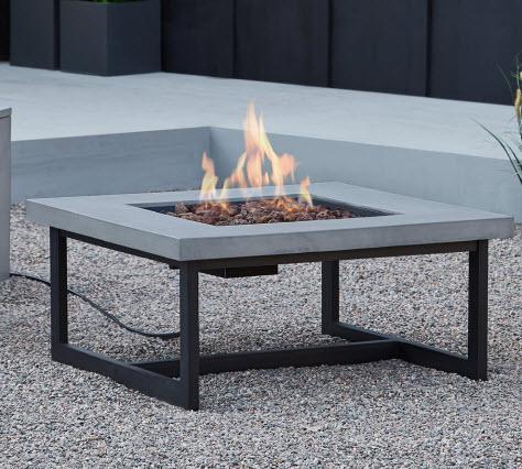 Brenner Fire Table