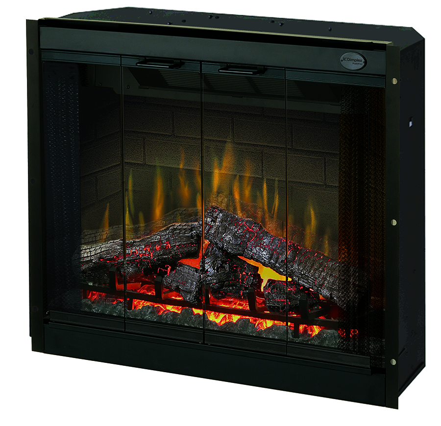 36 5 Quot Dimplex Purifire Electric Fireplace Insert