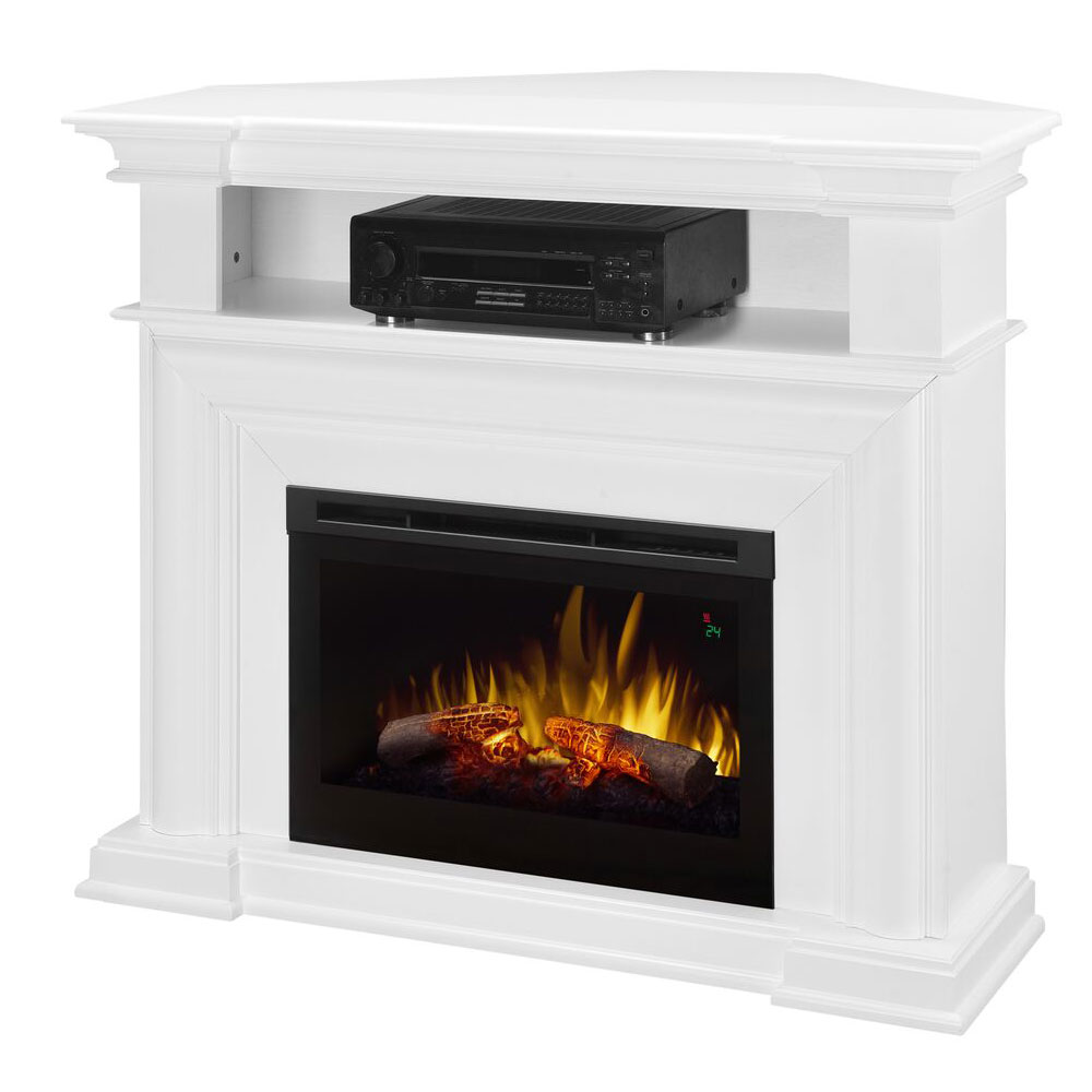48 25 quot colleen wall or corner electric fireplace media