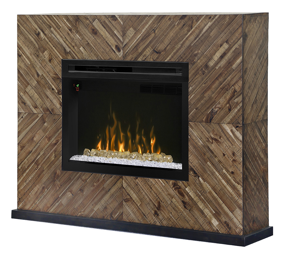 Dimplex harris media console fireplace gds33l4 for Fireplace insert options
