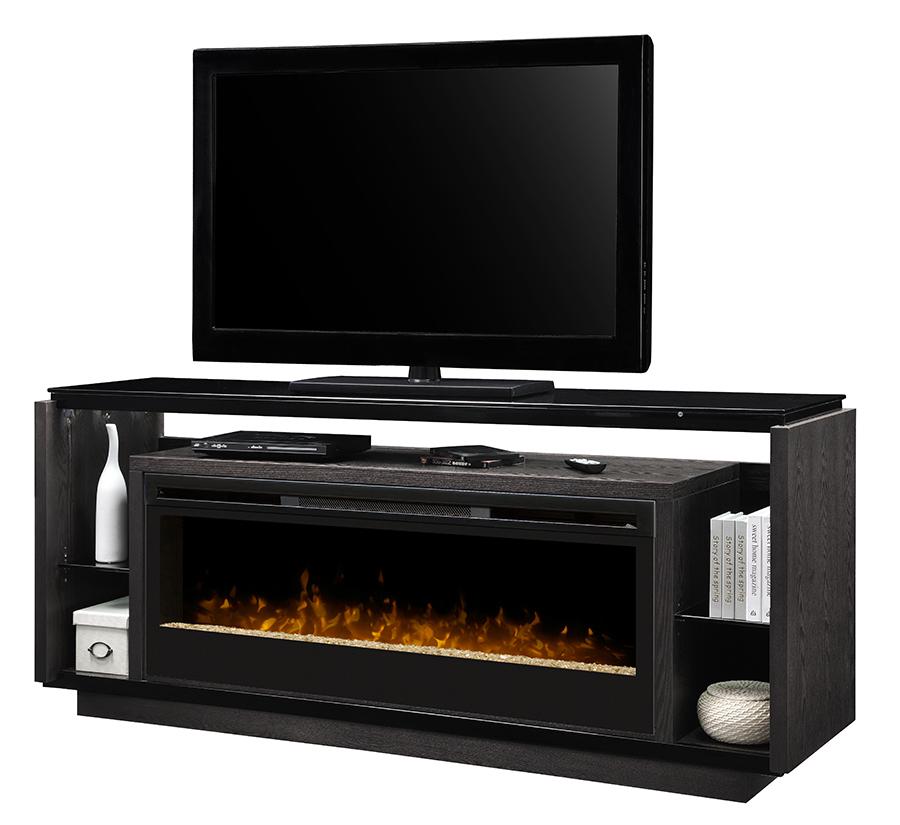 74 Dimplex David Media Console Fireplace Gds50g3 1592sm Gds50g5 1592sm