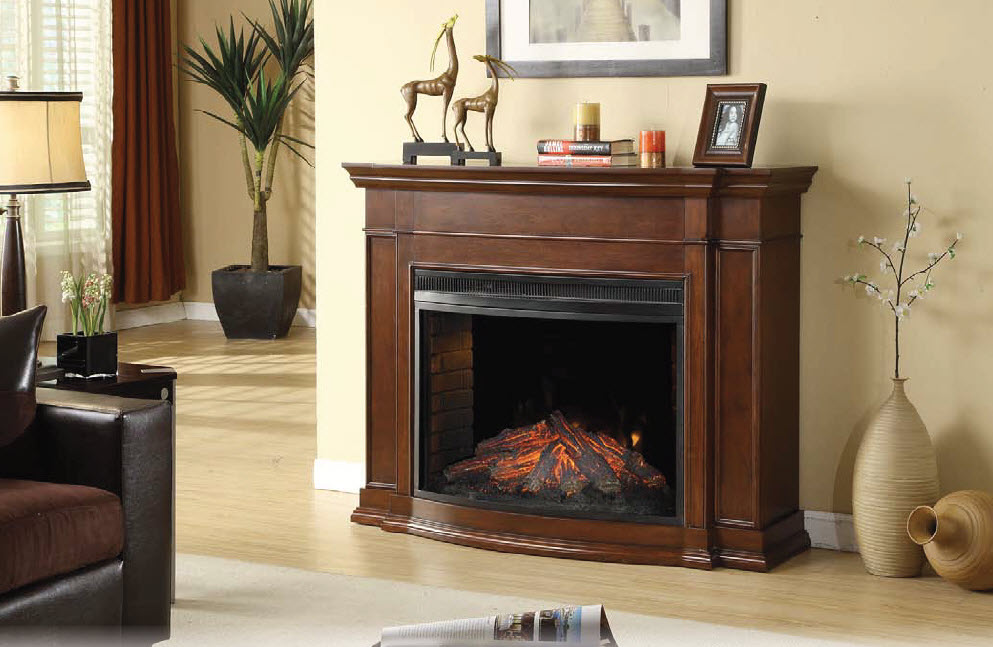51 Inch Sonoma Electric Fireplace