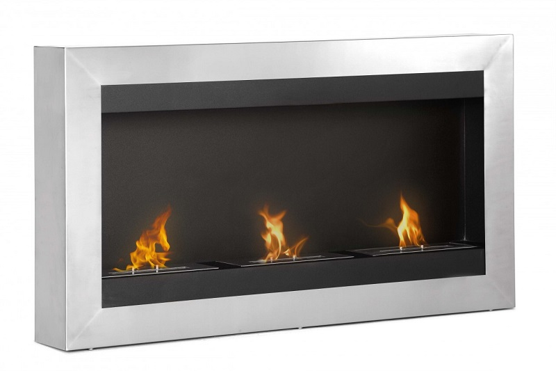 43 5 Ignis Magnum Wall Mounted Ventless Ethanol Fireplace
