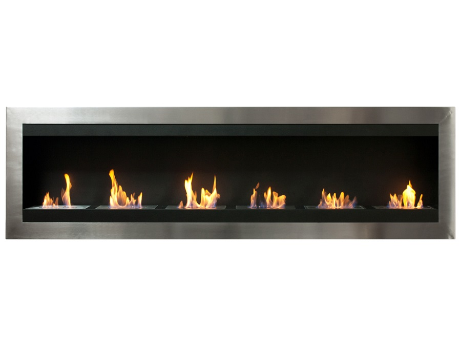 Ignis Maximum Wall Mounted Ventless Ethanol Fireplace