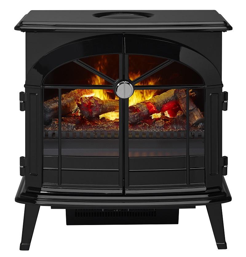 24 3 Dimplex Stockbridge Opti Myst Stove Electric Fireplace Os2527gb