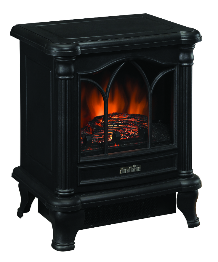 - 16.25'' Duraflame Stove Electric Fireplace