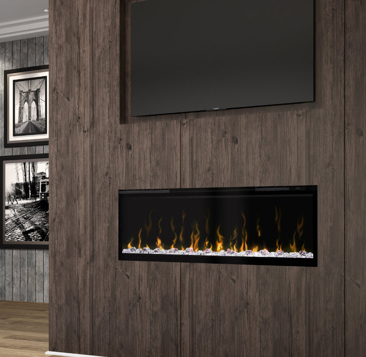 Tremendous 50 Ignitexl Linear Wall Mounted Electric Fireplace Xlf50 Download Free Architecture Designs Grimeyleaguecom