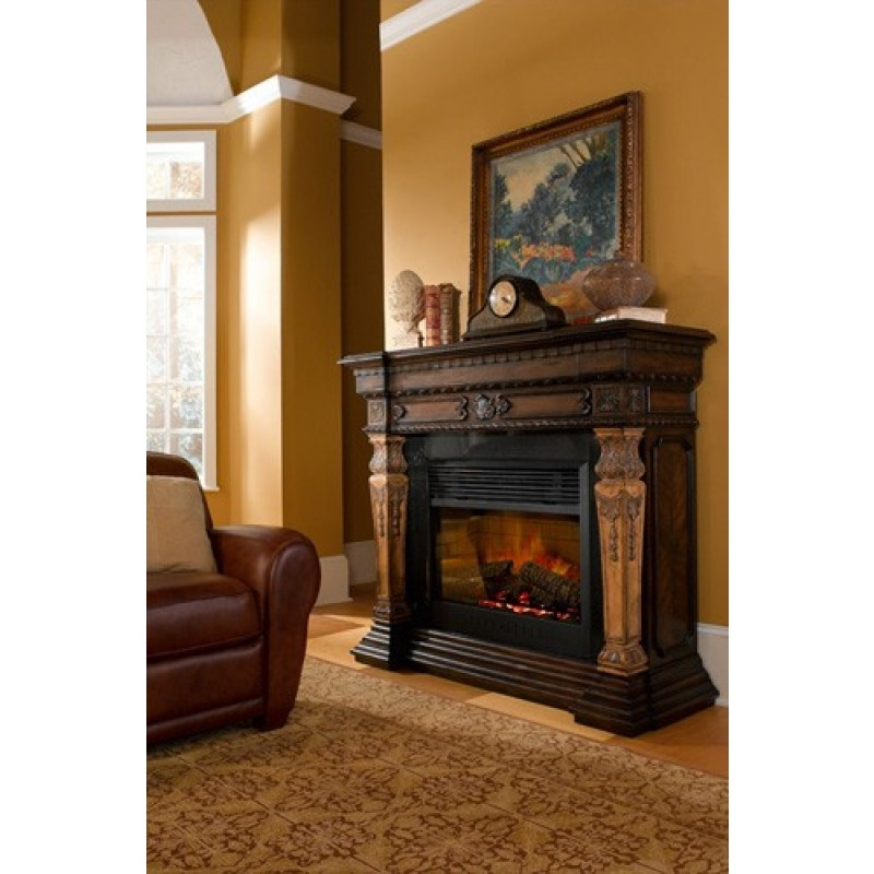 57 5 St Andrews Electric Fireplace