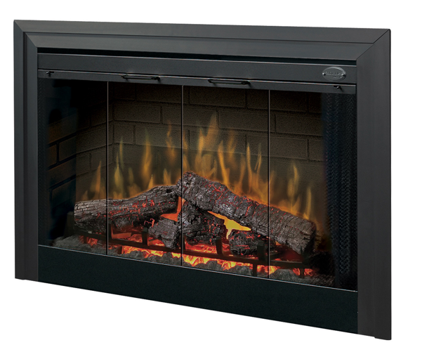 45 inch Dimplex Direct Wire Built-in Purifire Firebox