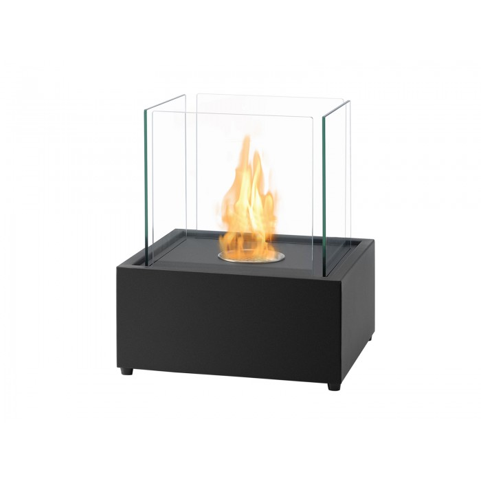 15 Ignis Cube Xl Ethanol Freestanding Tabletop Fireplace