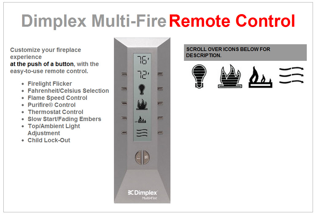 Electric Fireplace Remote Not Working Troubleshooting